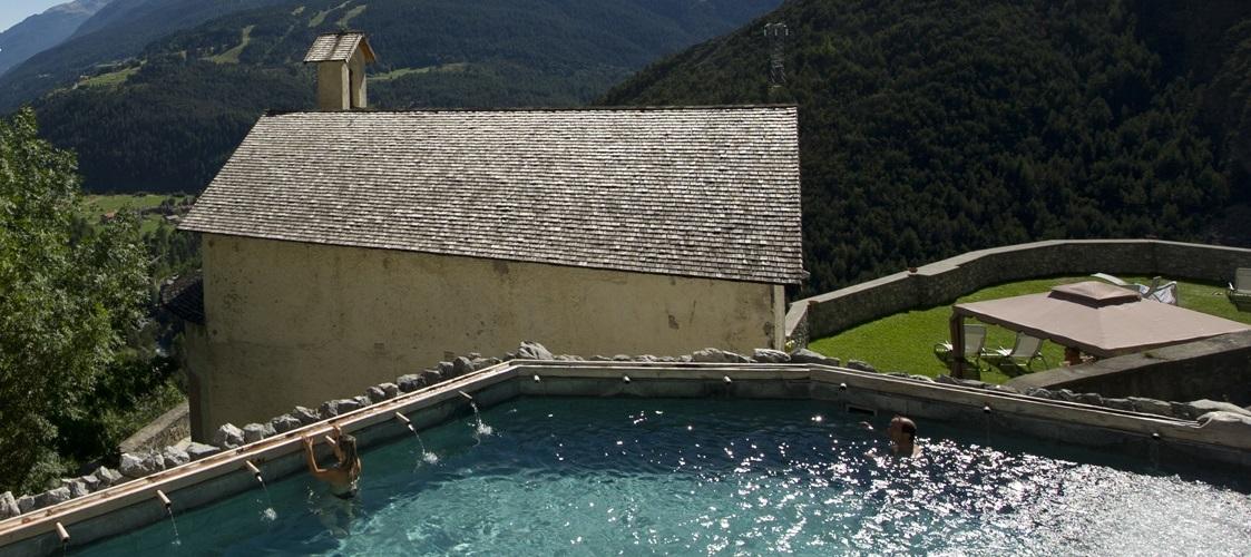 Bagni di Bormio – Chalet Stelvio